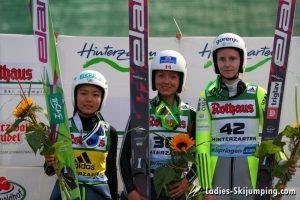 Grand Prix in Hinterzarten 2013 - 1st Competition