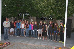 Ladies CoC in Bischofsgruen - Competition