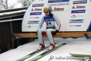 WJC in Hinterzarten 2010 - Trainings