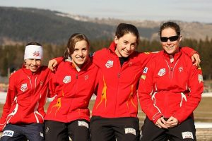 JWC in Zakopane - official training