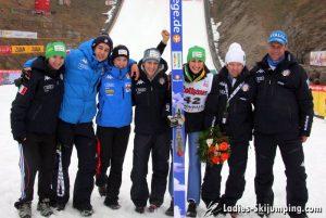 World Cup in Schonach-Schönwald 2012 - 1st Competition