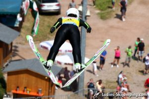 Grand Prix in Hinterzarten 2013 - Official training