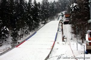 World Cup in Ljubno 2013 - Official training