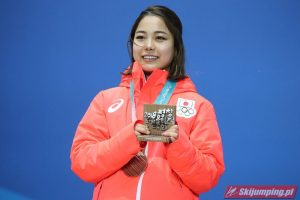 PyongChang Olympics 2018 – Medal Ceremony