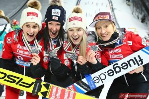 World Championships in Seefeld - Team Competition