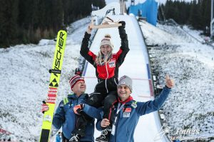 WC in Klingenthal 2019 – Competition