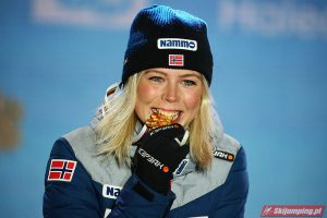 World Championships in Seefeld - Medal Ceremony